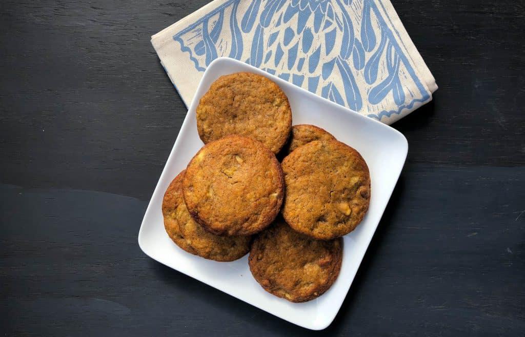 Banana Walnut Muffins (Grain Free)