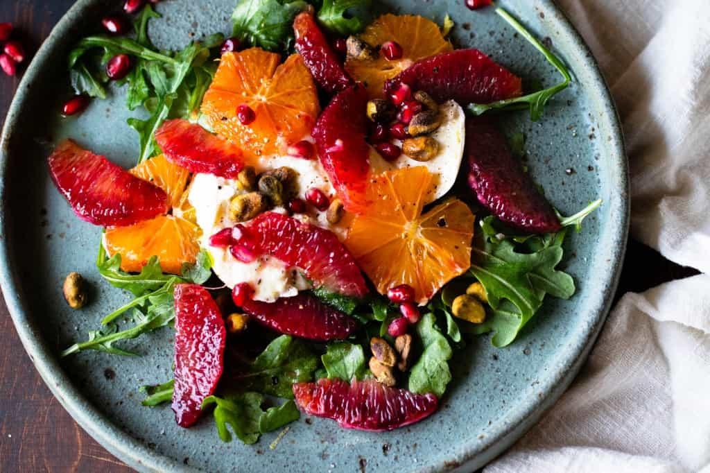 Culinary School 101: Making Salads Interesting