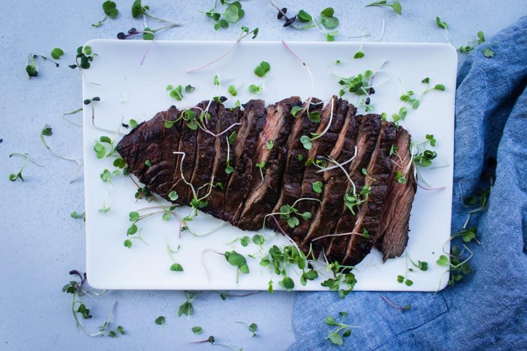 Go-To Grilled Skirt Steak